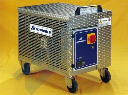 ΨΥΚΤΗΣ ΜΗΧΑΝΗΜΑ ΨΥΞΗΣ ΨΥΚΤΙΚΟ ΕΡΑΣΙΤΕΧΝΙΚΟΣ ΨΥΚΤΗΡΑΣ Ψυκτήρες-Θερμαντήρες μέχρι 8.5kW Zoppi Ιταλίας, σειράς Minicold, μονοφασικού ρεύματος